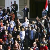 Orbán-beszéd: ünneprontás