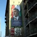 Orbán és Bajnai néz majd ránk minden plakátról