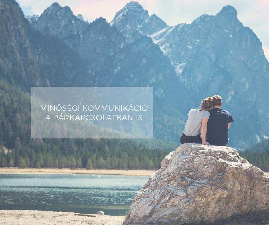 Párkapcsolat minőségi kommunikáció nélkül?
