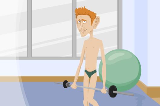 Ultimate Douchbag Workout