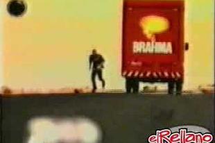 Brahma reklám - teknős 1