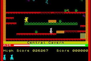 1983 - Manic miner - A nagy Ő