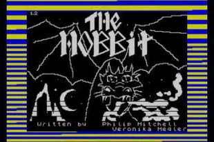 1982 - The Hobbit - A szöveges kalandjátékok hattyúdala