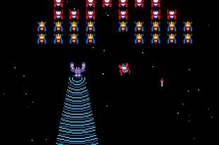 1981 - Galaga - Galaxian újratöltve
