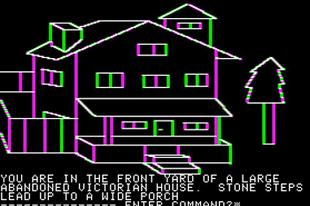 1980 - Mistery House - Az első grafikus kalandjáték