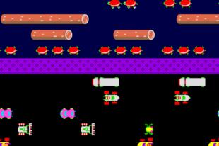 1981 - Frogger - Béka végveszélyben