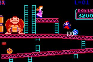 1981 - Donkey Kong - Super Mario színre lép