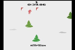 1980 - Skiing - Sportoljunk végre fotelből