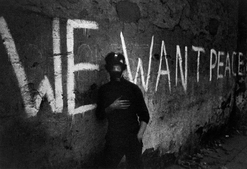 'Békét akarunk'