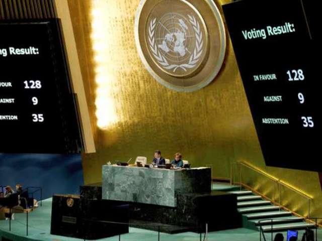 A Jeruzsálem-szavazás: Hol állnak a nemzetek?