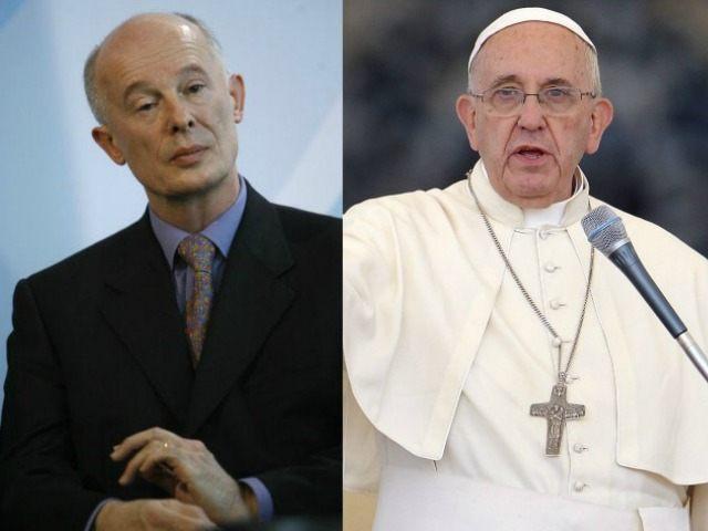 Világkormányt állítana fel Ferenc pápa sztártudósa