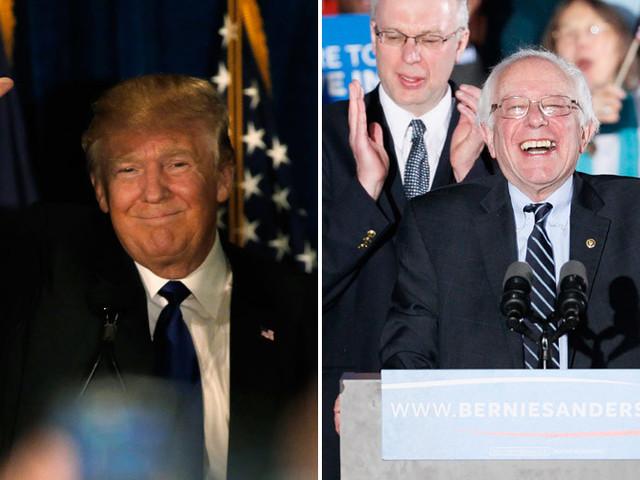 New Hampshire: 4 paradigma, amit Sanders és Trump lerombolt