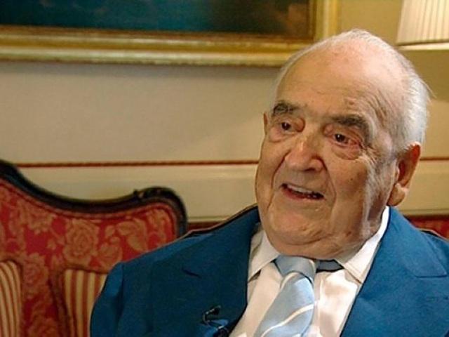 Így ment keresztényeket egy 95 éves brit lord az ISIS elől