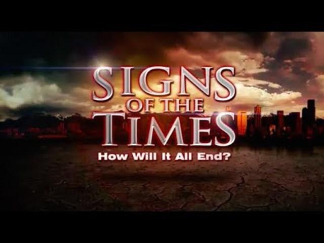 Pat Robertson: Mikor lesz vége a világnak?