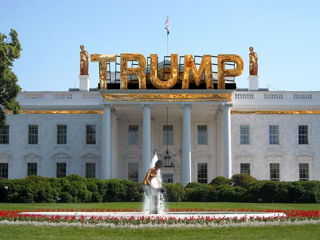 Végre egy polkorrekt Trump-vicc!