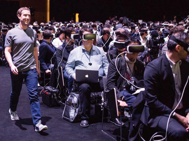 A látótér gyarmatosítása: így ejt rabul az Oculus Rift