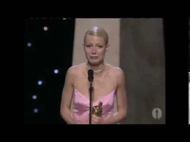 Gwyneth Paltrow hálás zaklatójának az Oscarért
