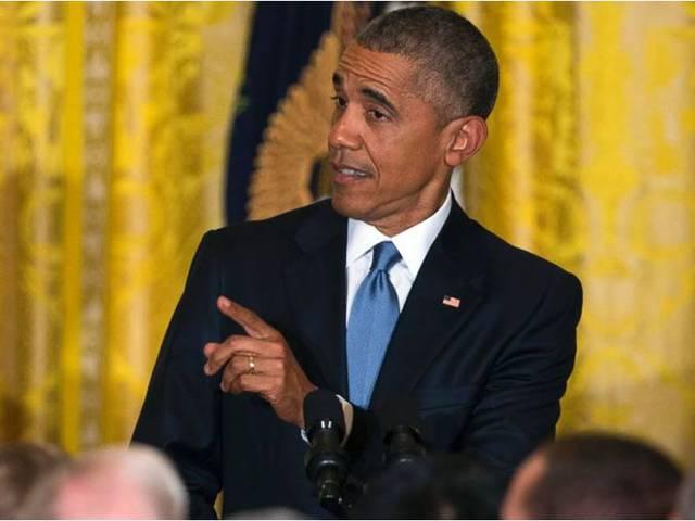 """Obama: """"Ön az én házamban van!"""""""