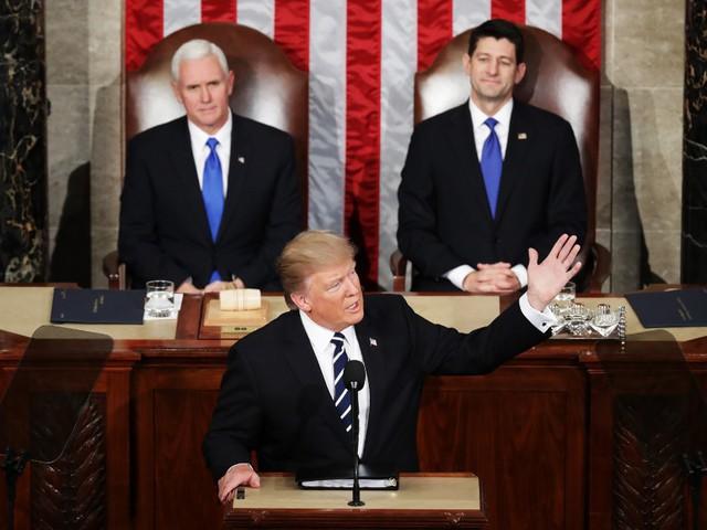 """""""Összefogunk a gyűlölet minden formájával szemben"""": történelmi programot hirdetett Trump"""