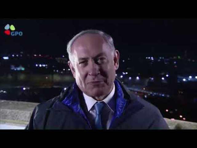 Netanjahu: Jézus nyomdokain fogom vezetni a keresztényeket!