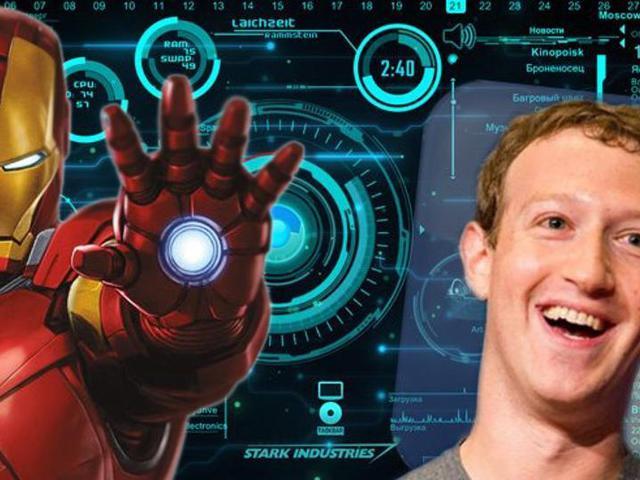 Zuckerberg: Jarvis él és Morgan Freeman adja a hangját!