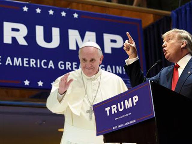 Ferenc pápa szerint Jézus sem elég jó keresztény
