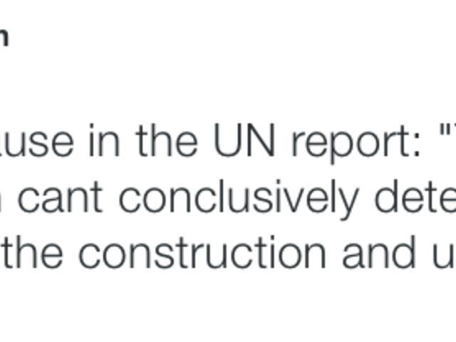 Az év vicce: Az ENSZ nem tudja, mire használták a gázai alagutakat