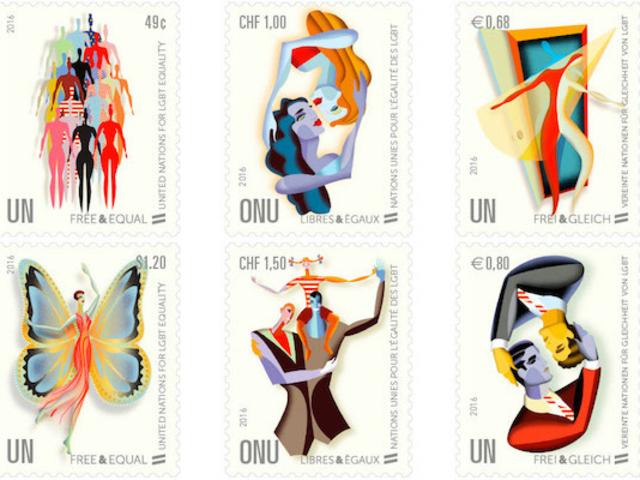 Petíció indult az ENSZ-bélyegsorozat ellen