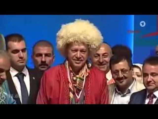 A botrányos Erdogan-paródia magyar felirattal