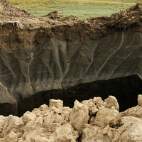 Újabb titokzatos óriáskráterek keletkeztek Szibériában