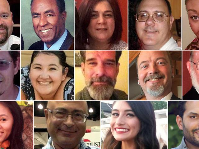 Karácsonyra készültek, golyót kaptak: ők voltak a kaliforniai mészárlás áldozatai
