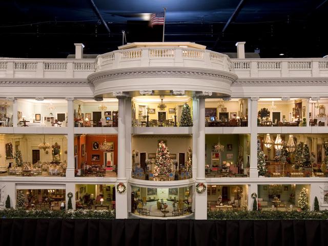 15 érdekesség a Fehér Házról