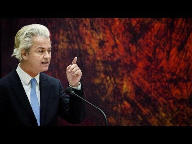 """""""A kormány a hollandokat diszkriminálja"""" - Geert Wilders beszéde a holland parlamentben (magyarul)"""