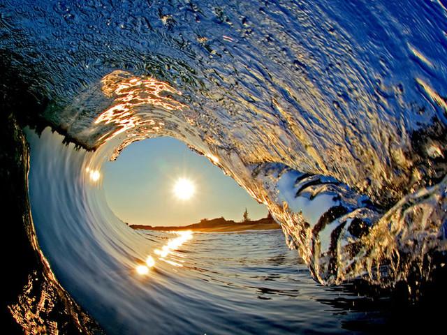 Új divat a hullám-fotózás: elképesztő képek a tengerekről