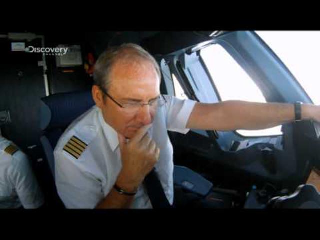 Zuhanórepülésben a Jumbo Jet