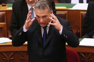 Orbán Viktor zavaros látomása
