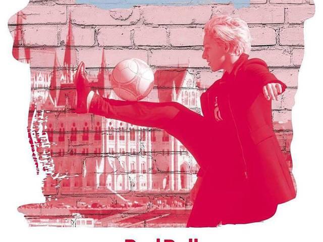 Freestyle foci, Szász Kitti és egy ManUnited legenda