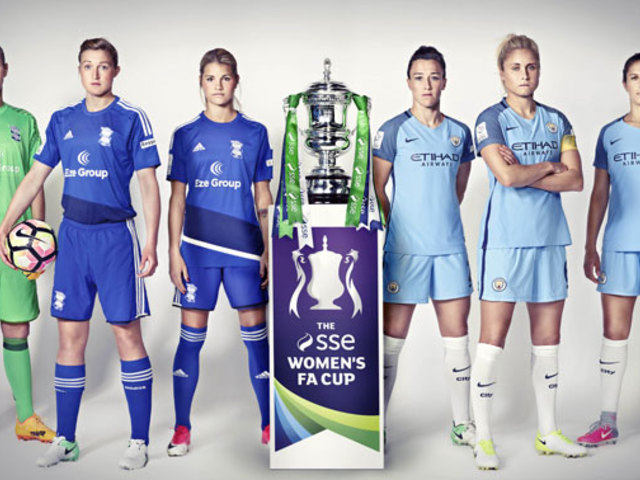 Női foci: FA kupa győztes a Man.City