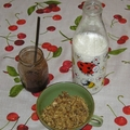 Az újrahasznosító brigád bemutatja: süteménymorzsa-reggeli