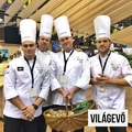 Kövesd a magyar csapat bevásárlását testközelből a Bocuse d'Or nulladik napján!