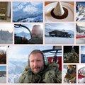 Téli repülés a Mont Blanc körül (HD videó)