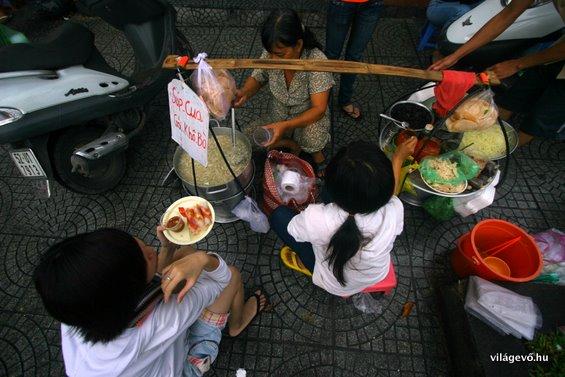 Vietnam íze videón