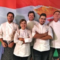 Michelin-csillagos grill csirke, és egy kis bepillantás a magyar csapat Bocuse d'Or-felkészülésébe