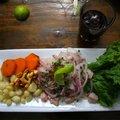 Ceviche - A legnagyobb perui kedvenc (recept)