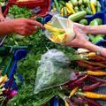 Egy zöldségtál, amihez nem hiányzik a hús