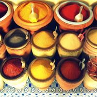 Tunézia: az első színek, ízek képekben