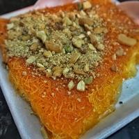 A legjobb közel-keleti desszert: künefe / knafeh (recept)