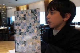 Egy 9 éves Nobu-rajongó