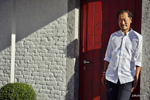 A zseniális belga séf, aki koreai, és a kertésze, aki bankár - L'air du temps