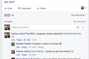 Sikeresen meghekkeltük az ír blogger kérdését :)